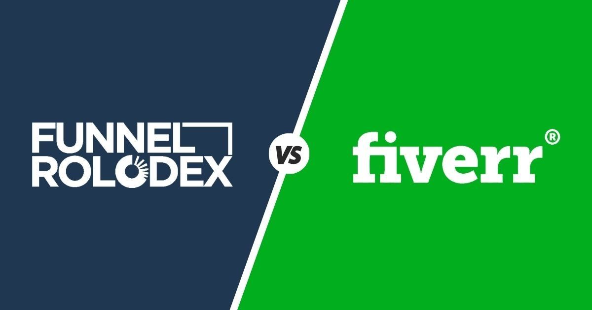funnel rolodex vs fiverr - which one is better for a beginner
